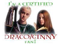 Draco/Ginny fan!